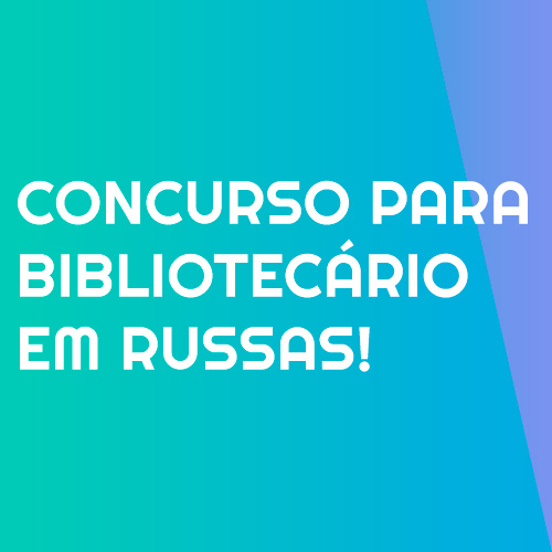 Prefeitura de Russas lança concurso com vaga para bibliotecário.