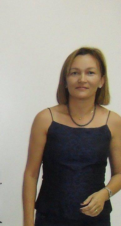 Silvia Helena Pinheiro Nunes, a Silvinha faz 26 anos como profissional do CRB-3